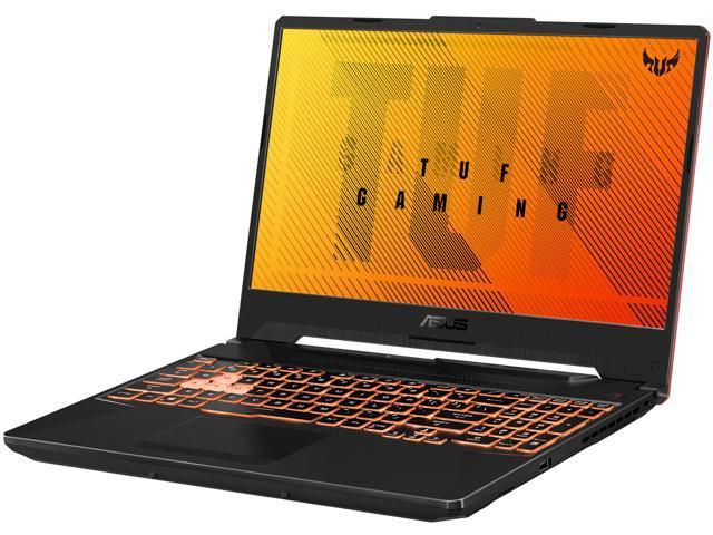 ASUS TUF Gaming A15 - 15.6' FHD - AMD Ryzen 5 4600H - GeForce GTX 1660 Ti