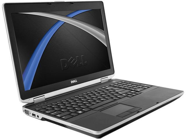 Recertified - DELL Laptop E6530 Intel Core i5 3rd Gen 3210M (2.50 GHz) 16 GB Memory 256 GB SSD 15.6' Windows 10 Pro 64-Bit