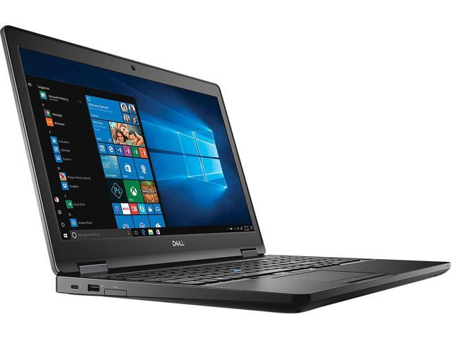 Recertified - DELL Grade A Laptop 5590 Intel Core i5 7th Gen 7300U (2.60 GHz) 16 GB Memory 1 TB SSD Intel HD Graphics 620 15.6' Windows 10 Pro 64-bit