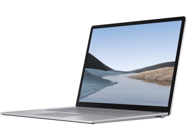 Microsoft Surface Laptop 3 - 15' Touch-Screen - AMD Ryzen 5 Microsoft Surface Edition - 16 GB Memory - 256 GB Solid State Drive - Platinum