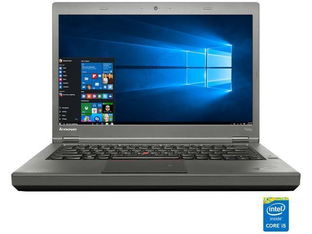 Refurbished: Lenovo Grade A ThinkPad T440P 14