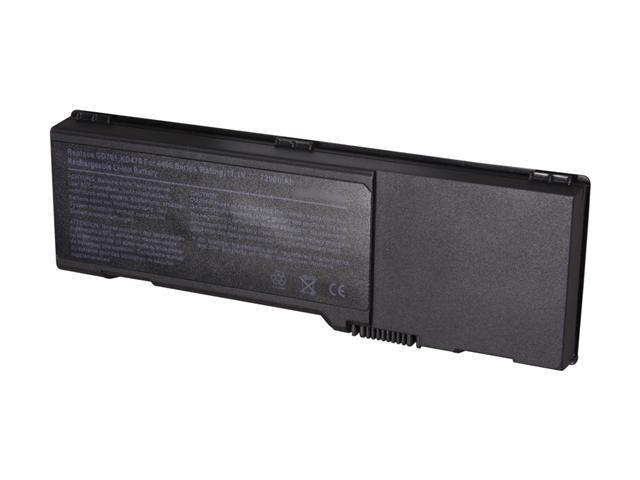 Open Box - Fuji Depot WB-50755 DELL Laptop Battery for Inspiron 6400