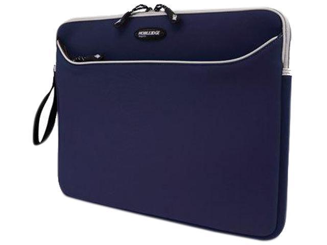 Mobile Edge Navy Blue SlipSuit - 15.6' / 16' Laptop Sleeve Model MESS3-16