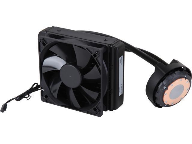 EVGA CLC 120mm All-In-One CPU Liquid Cooler, 1x 120mm Fan, Intel, 400-HY-CL11-V1
