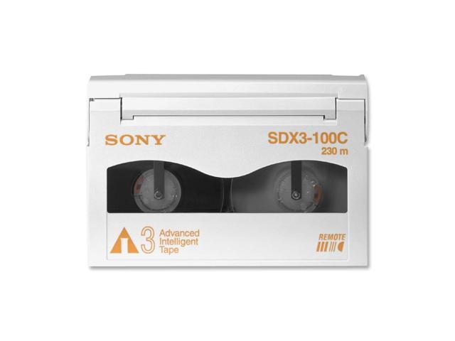 SONY SDX3100C//AWW AIT3 Tape Media