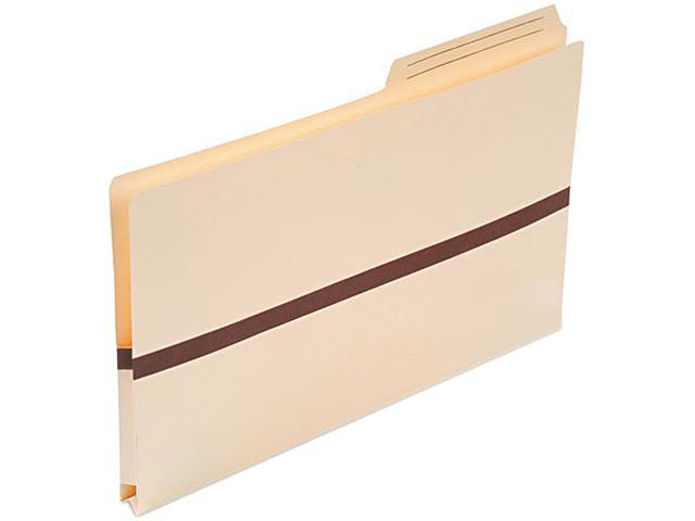 Smead Antimicrobial End Tab Folder with Pocket 24116 Letter Straight 50 per Box