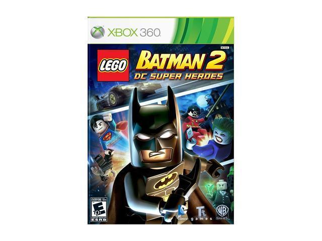 Lego Batman 2: DC Super Heroes Xbox 360 Game photo