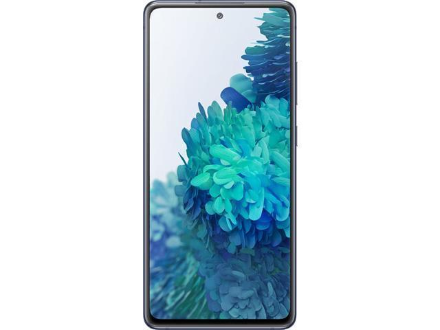 Samsung Galaxy S20 FE 3G/4G LTE Unlocked Cell Phone 6.5″ Cloud Navy 128GB 6GB RAM