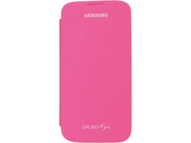 SAMSUNG Pink Flip Cover For Galaxy S4 EF-FI950BPESTA photo