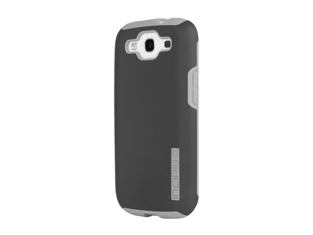 Incipio SILICRYLIC DualPro Dark Gray / Light Gray Hard Shell Case with Silicone Core For Samsung Galaxy S III SA-305 photo