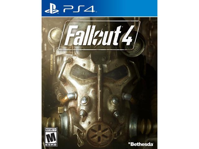 Fallout 4 for PS4 — buy cheaper in official store • PSprices USA