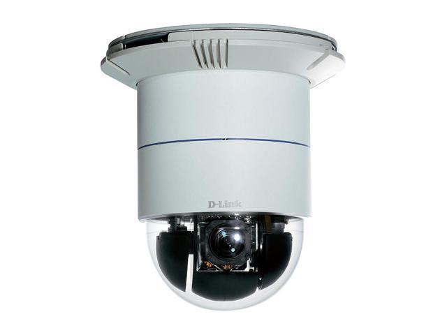 D-Link DCS-6616 Speed Dome Pan & Tilt 12X Optical Zoom IP Camera (ONVIF) photo