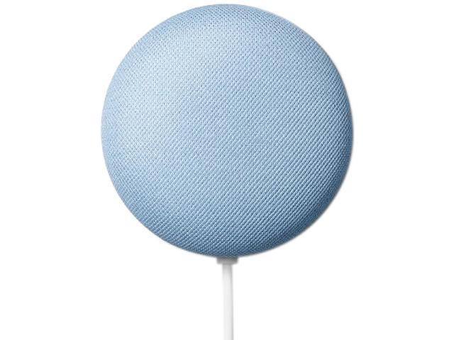 Google GA01140-CA Nest Mini Gen2 Home Automation - Sky Blue