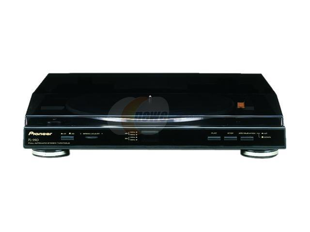 pioneer pl 990 fully automatic turntable. Black Bedroom Furniture Sets. Home Design Ideas
