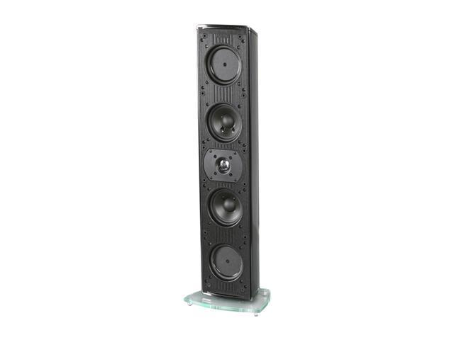 Definitive Technology Mythos Two On-Wall or Table top Speaker Single (093207011894 Electronics Audio Home Theater Systems) photo