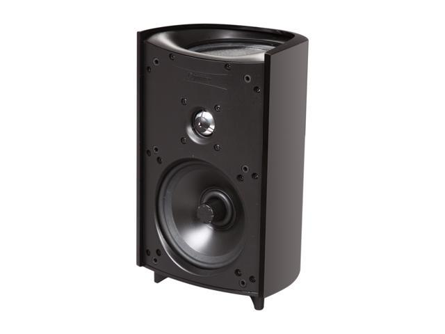Definitive Technology Compact Main or Surround Speaker (Black) Single (093207022739 Electronics Audio Home Theater Systems) photo