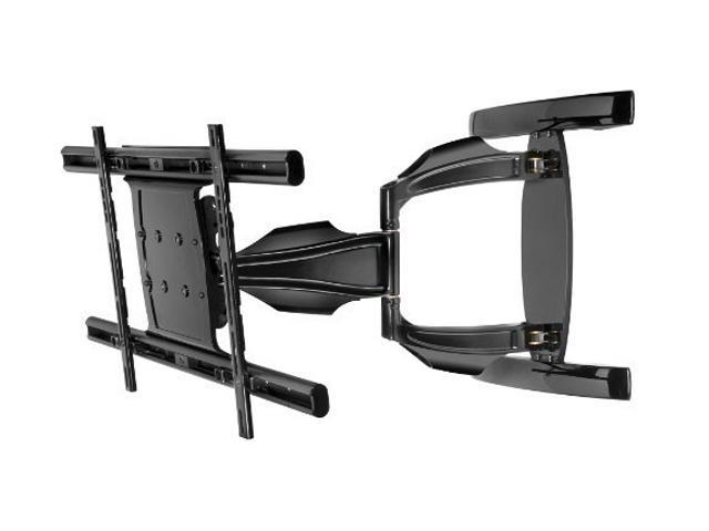 Peerless SA761PU 40'-75' Articulating TV Wall Mount LED & LCD HDTV up to VESA 600x400 max load 130 lbs, Compatible with Samsung, Vizio, Sony. photo