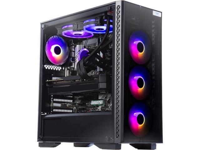 ABS Gladiator Gaming PC – Intel i7 10700KF – GeForce RTX 3070 8GB – G.Skill TridentZ RGB 16GB DDR4 3200MHz – 1TB Intel M.2 NVMe SSD