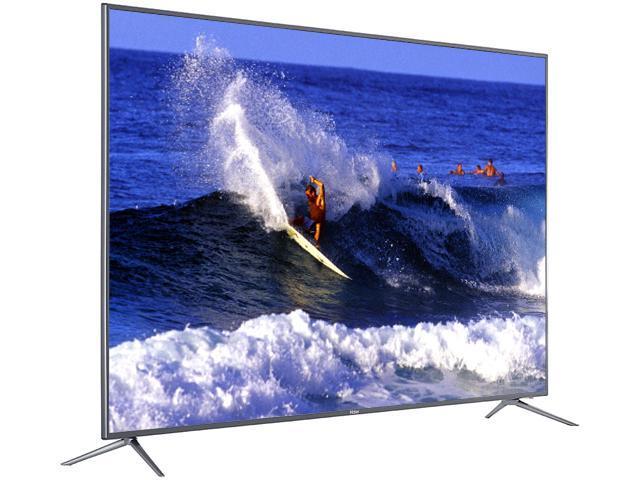 Haier 75' Class Smart 4K Ultra HD Slim TV photo