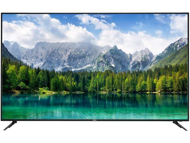 Haier 75' Class 4K Ultra HD Slim LED TV photo