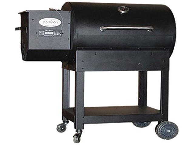 Louisiana Grills 61100-LG1100 Black LG 1100 1061 Sq In Pellet Grill photo