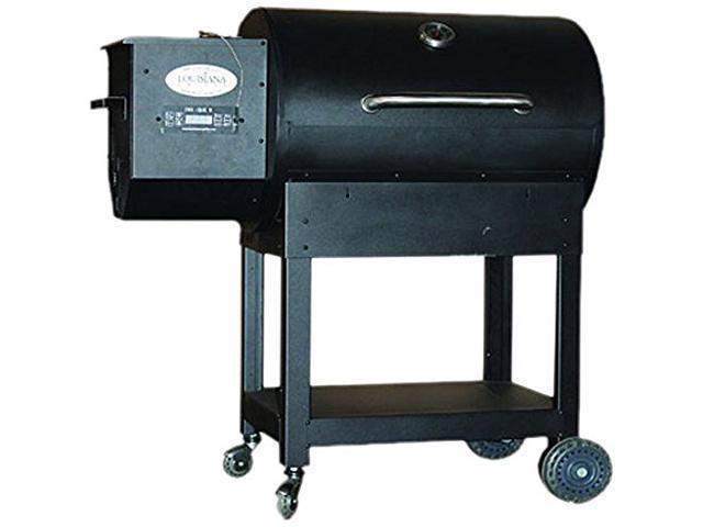 Louisiana Grills 60700-LG700 Black LG 700 707 Sq In Pellet Grill photo