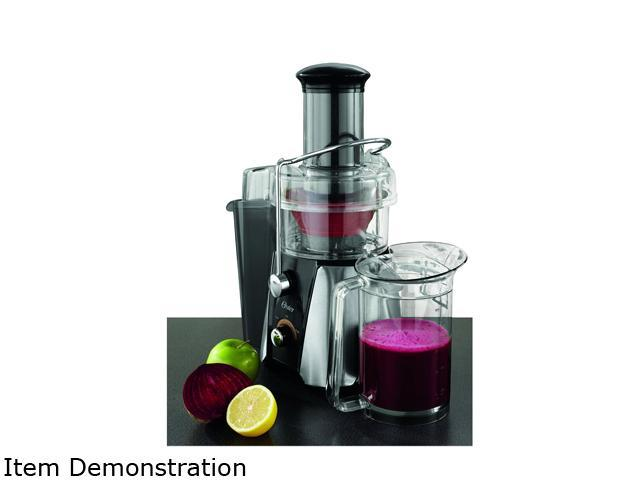 Oster FPSTJE9010-000 JusSimple Easy Juice Extractor, 900 Watts photo