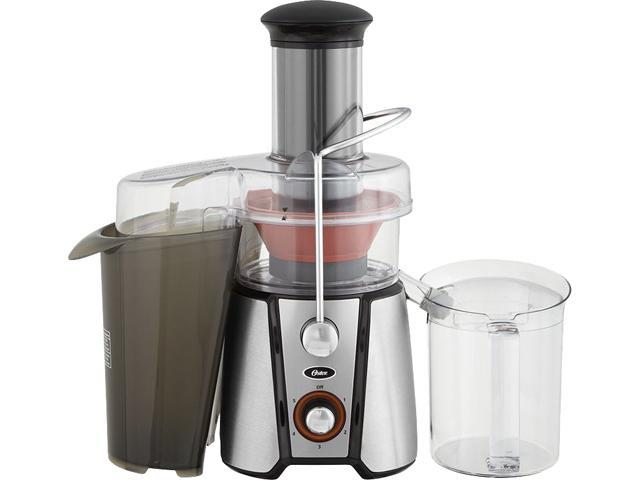 Oster FPSTJE9020-000 JUsSimple 5-Speed Easy Juice Extractor, 1000 Watts photo
