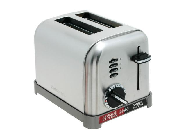 Cuisinart CPT-160 2-Slice Metal Classic Toaster photo