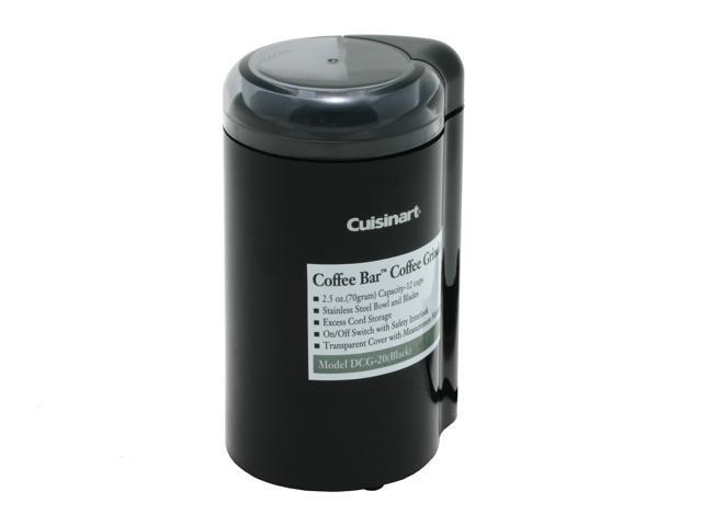 Cuisinart Coffee Grinder Black DCG-20BK photo