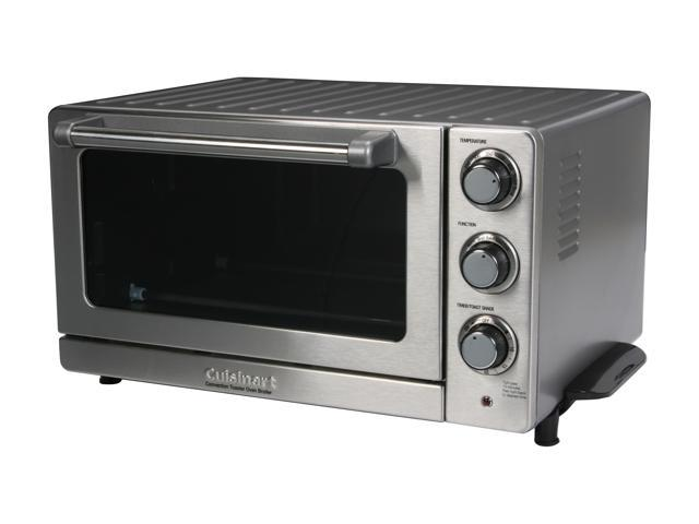 Cuisinart TOB-60 Stainless Steel Toaster Oven Broiler with Convection photo