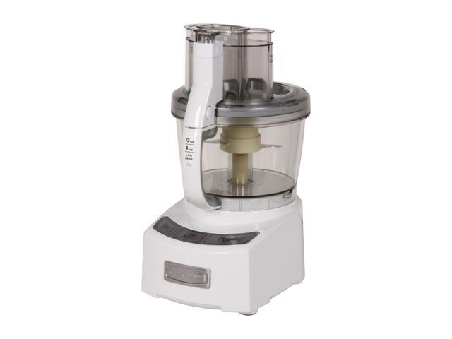 Cuisinart FP-12 White Elite Collection 12-Cup Food Processor photo