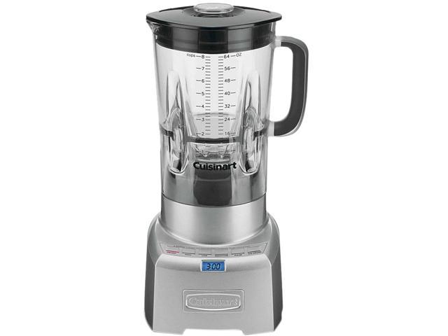 Cuisinart CBT-1000 PowerEdge 1.3 Horsepower Blender with BPA Free Jar, 64-Ounce, Brushed Stainless photo
