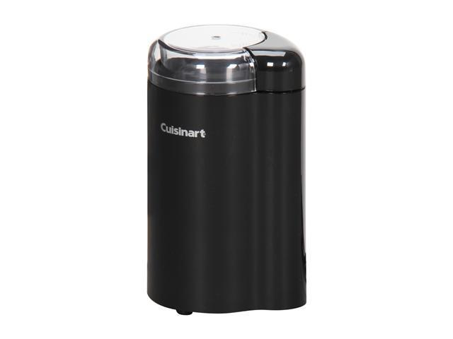 Cuisinart DCG-20BK Black Coffee Grinder photo