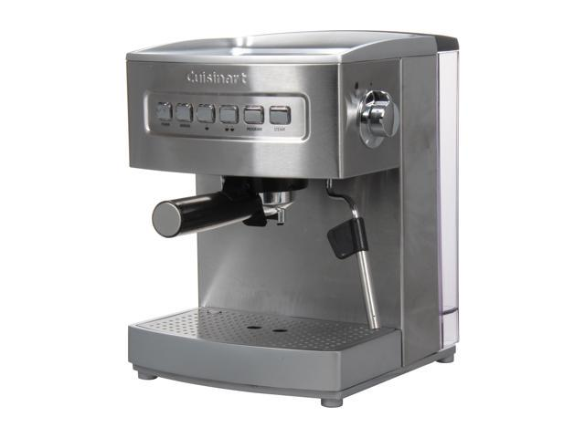Recertified - Cuisinart EM-200FR Programmable Espresso Maker Silver photo