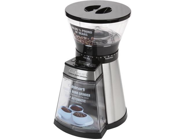 Cuisinart CBM-18N Silver Programmable Conical Burr Mill photo