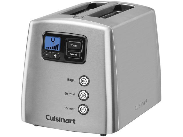 Cuisinart CPT-420 Touch to Toast Leverless 2-slice Toaster photo