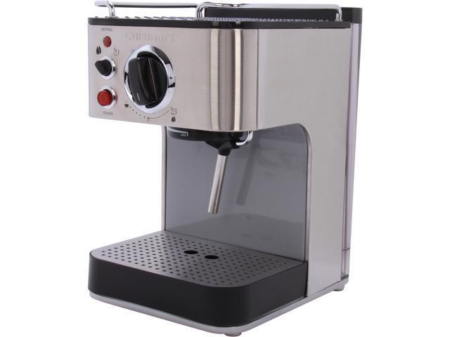 Recertified - Cuisinart EM-100FR Espresso Maker Stainless steel photo
