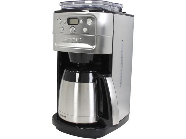 Recertified - Cuisinart DGB-900BC Grind & Brew Thermal 12-Cup Automatic Coffeemaker photo