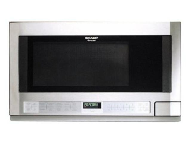 Sharp 1.5 cu. ft. Over-the-Counter Microwave Oven R1214 photo