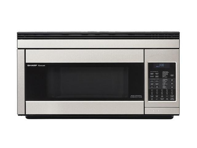 Sharp 1.1 cu. ft. 850W Over-The-Range Convection Microwave R-1874 photo