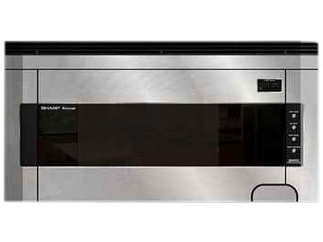 Sharp 1.5 cu. ft. 1000W Sensor Over-The-Range Microwave R-1514 photo