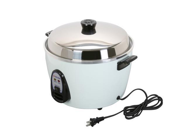 TATUNG Multi-Functional Cooker and Steamer, White, 20 Cups cooked//10 Cups uncooked, TAC-10G(SF) photo