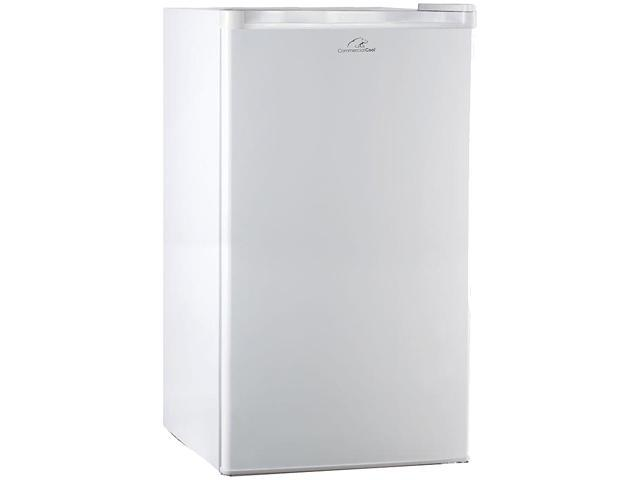 Commercial Cool CCR32W 3.2 cu. ft. Mini Refrigerator with Freezer, White photo