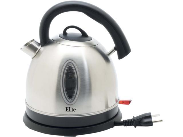 MAXI-MATIC EKT-6863 Stainless Steel 1.7L Cordless Electric Kettle photo