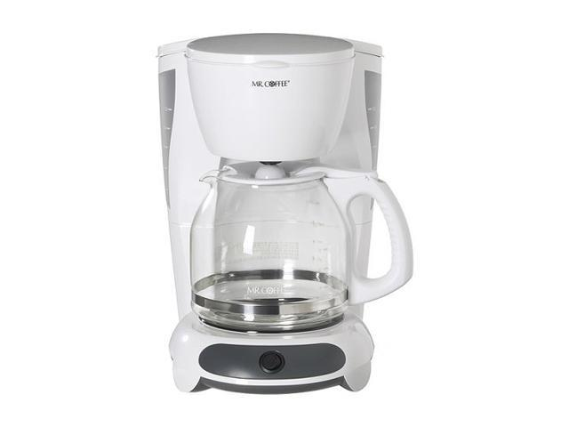 MR. COFFEE DW12-NP White 12-Cup Coffee Maker photo