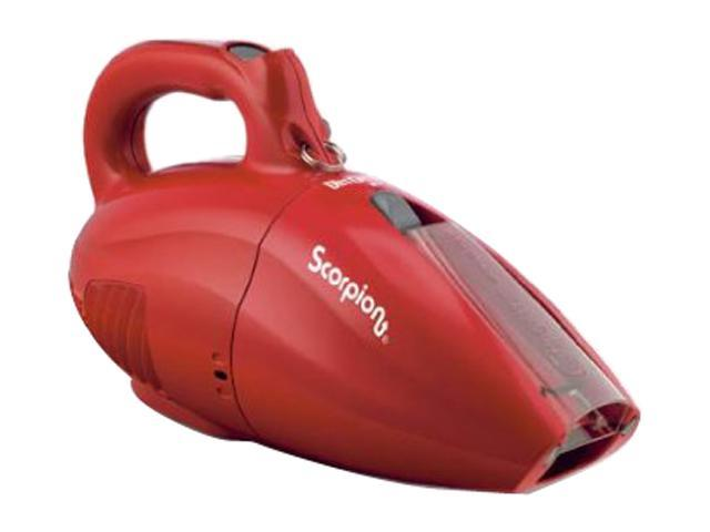 Dirt Devil Scorpion Quick Flip Corded Bagless Handheld Vacuum, SD20005RED photo