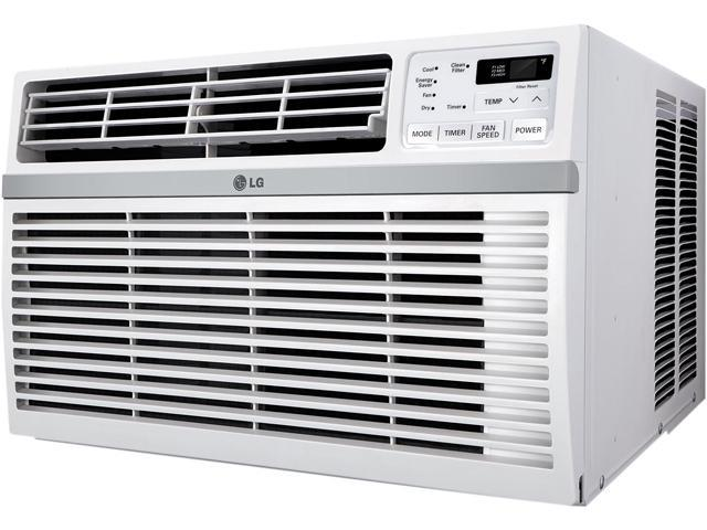 LG LW1016ER 10,000 BTU 115V Window-Mounted AIR Conditioner with Remote Control photo