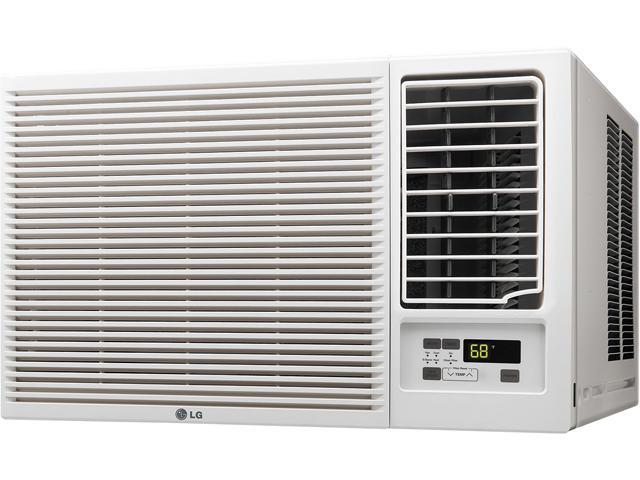 LG LW8016HR 7,500 BTU 115V Window-Mounted Air Conditioner with 3,850 BTU Supplemental Heat Function photo