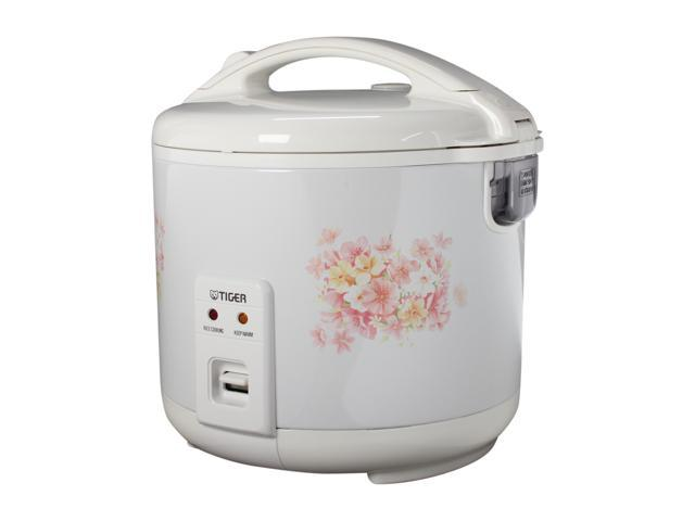 TIGER JNP-1800 10 Cups Electronic Rice Cooker/Warmer photo